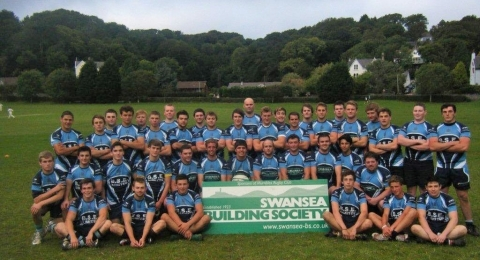Mumbles Rugby Football Club banner image 2