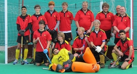 Bradford Hockey Club banner image 1