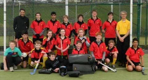 Bradford Hockey Club banner image 6