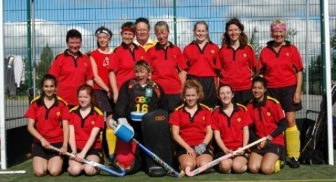 Bradford Hockey Club banner image 9