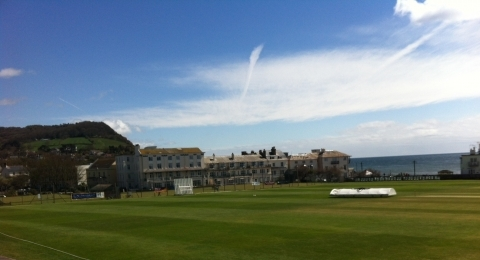 Sidmouth Cricket Club banner image 8