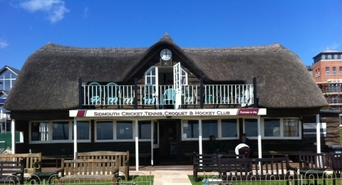 Sidmouth Cricket Club banner image 2