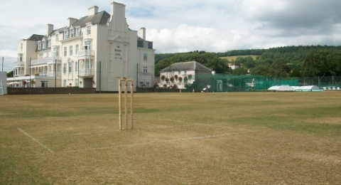 Sidmouth Cricket Club banner image 7