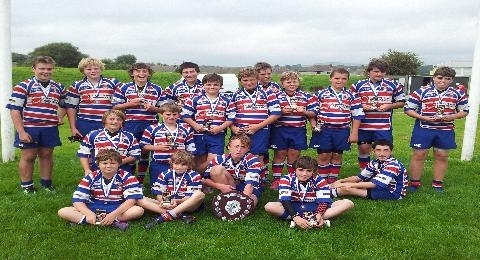 Pencoed RFC Mini & Junior banner image 4