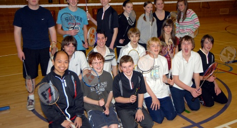 Felbridge Badminton Club banner image 3