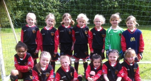 Dursley Town Girls AFC banner image 4