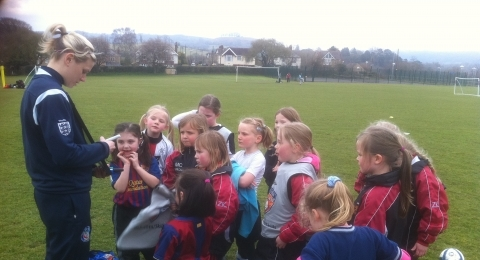 Dursley Town Girls AFC banner image 6