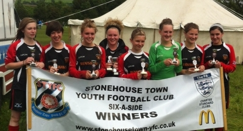 Dursley Town Girls AFC banner image 9