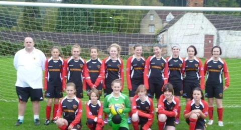 Dursley Town Girls AFC banner image 7