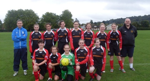 Dursley Town Girls AFC banner image 2
