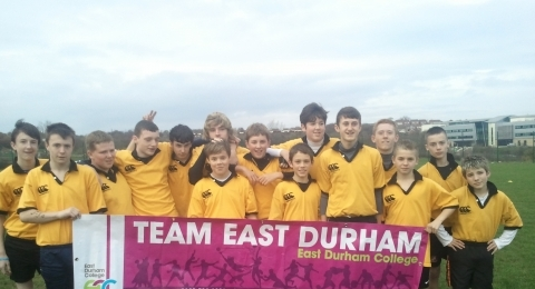 East Durham Community Rugby League banner image 6