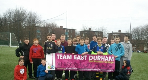 East Durham Community Rugby League banner image 7