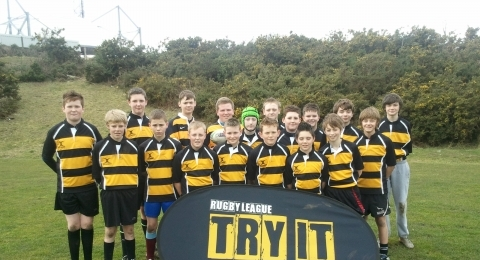 East Durham Community Rugby League banner image 8