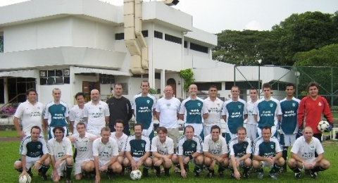 Hibernians FC - Singapore banner image 1