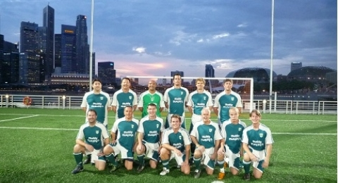 Hibernians FC - Singapore banner image 3