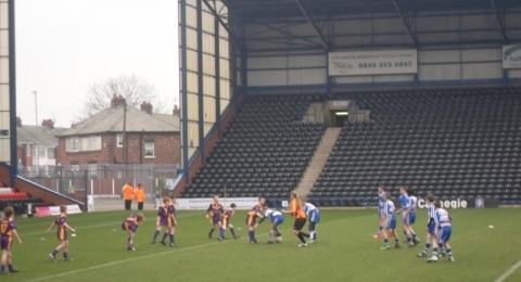 Liverpool Storm Rugby League Club banner image 9