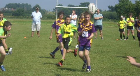 Liverpool Storm Rugby League Club banner image 6