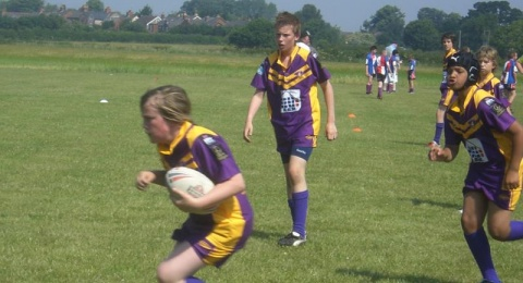 Liverpool Storm Rugby League Club banner image 7