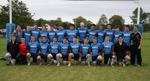 Fordingbridge Rugby Club banner image 2
