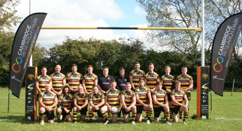 Ely Tigers Rugby Club banner image 10