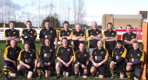 Ely Tigers Rugby Club banner image 2
