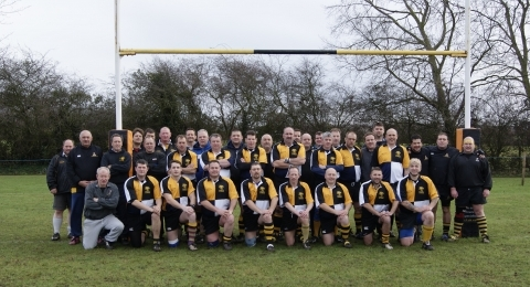Ely Tigers Rugby Club banner image 1