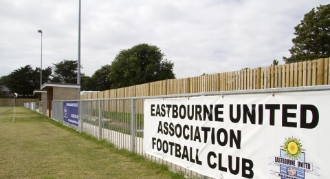 Eastbourne United Association FC banner image 3