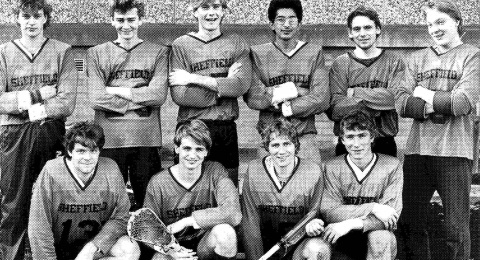 Sheffield University Men's Lacrosse Alumni banner image 1