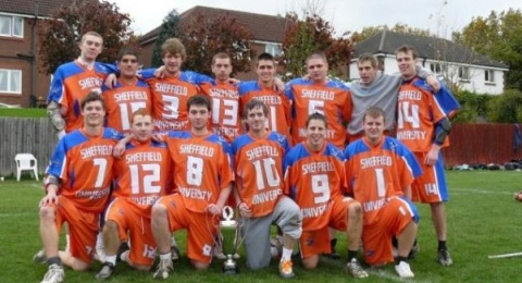 Sheffield University Men's Lacrosse Alumni banner image 4