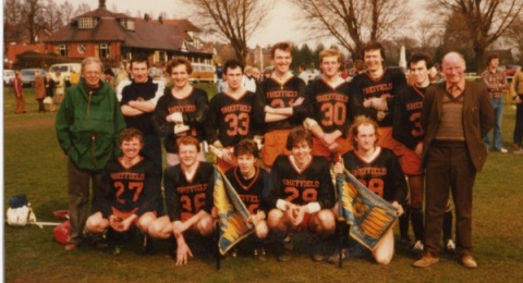Sheffield University Men's Lacrosse Alumni banner image 3