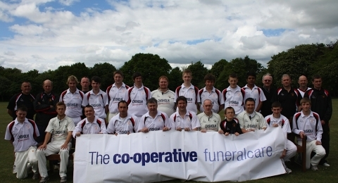 Ashington Cricket Club banner image 7