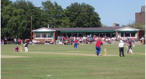 Ashington Cricket Club banner image 1