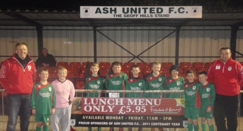 Ash United F.C. banner image 7