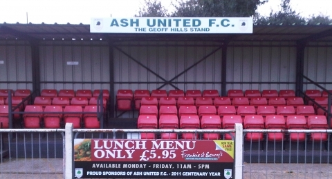 Ash United F.C. banner image 2