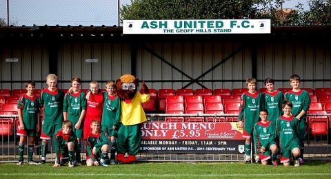 Ash United F.C. banner image 4