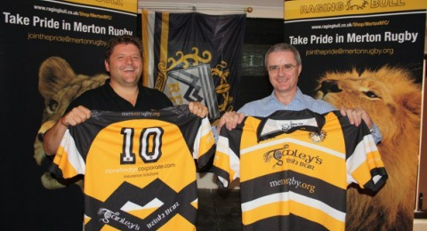 Merton Rugby Football Club banner image 3