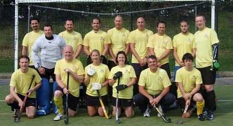 Knutsford Hockey Club banner image 2