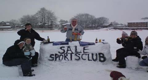 Sale Hockey Club banner image 5
