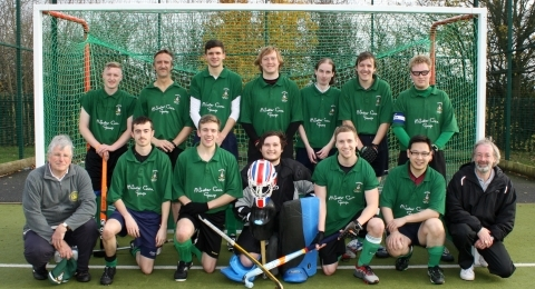 Wednesbury Hockey Club banner image 8