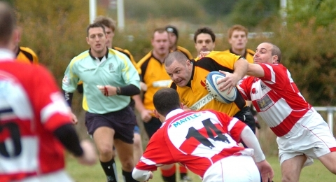 Alcester Rugby Football Club banner image 1