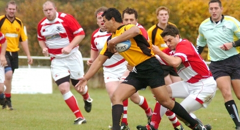 Alcester Rugby Football Club banner image 5