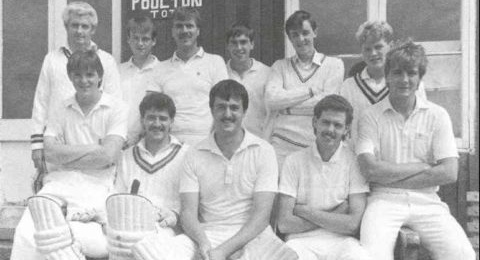 POULTON CRICKET CLUB banner image 4