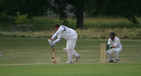 Narborough Cricket Club banner image 5