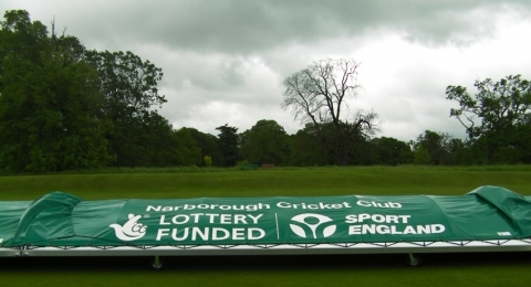 Narborough Cricket Club banner image 2