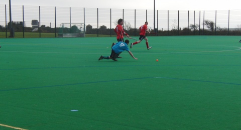 Saracens Hockey Club banner image 5