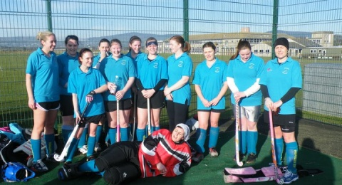 Saracens Hockey Club banner image 4