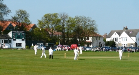 Horsforth Cricket Club banner image 9