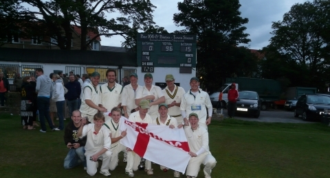 Horsforth Cricket Club banner image 4