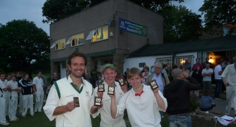 Horsforth Cricket Club banner image 2