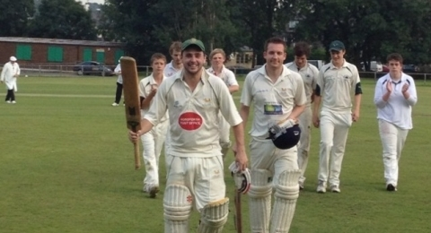 Horsforth Cricket Club banner image 10